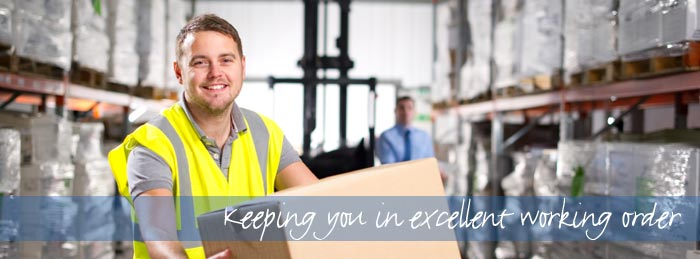 Keeping you in excellent working order